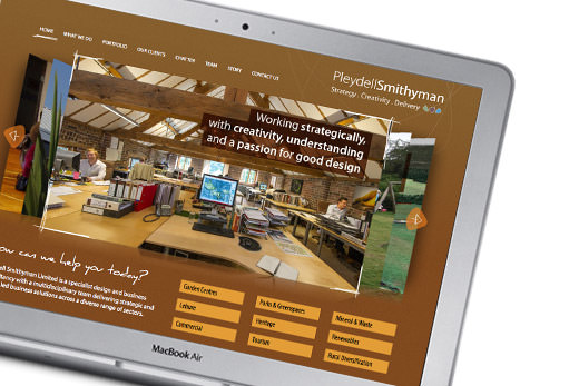 Strategy, Creativity, Delivery   Web Design Agency In Shropshire